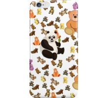 Teddy Bears Bears Bears Kids Duvet Cover iPhone Case/Skin