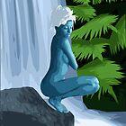 Lair Of The Nymph by Rhonda Blais