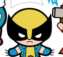 CWT Heroes Sticker