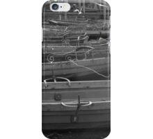 BOATS ON THE LAKE AT KESWICK ENGLAND iPhone Case/Skin