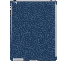 Elegance Seamless pattern with flowers iPad Case/Skin