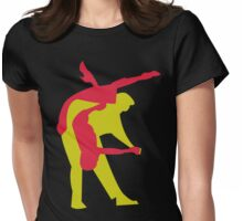The Swing Womens Fitted T-Shirt