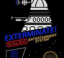 NINTENDO: NES EXTERMINATE! by Joshua Holt