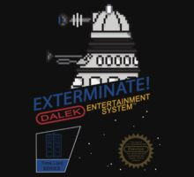 NINTENDO: NES EXTERMINATE! Kids Clothes