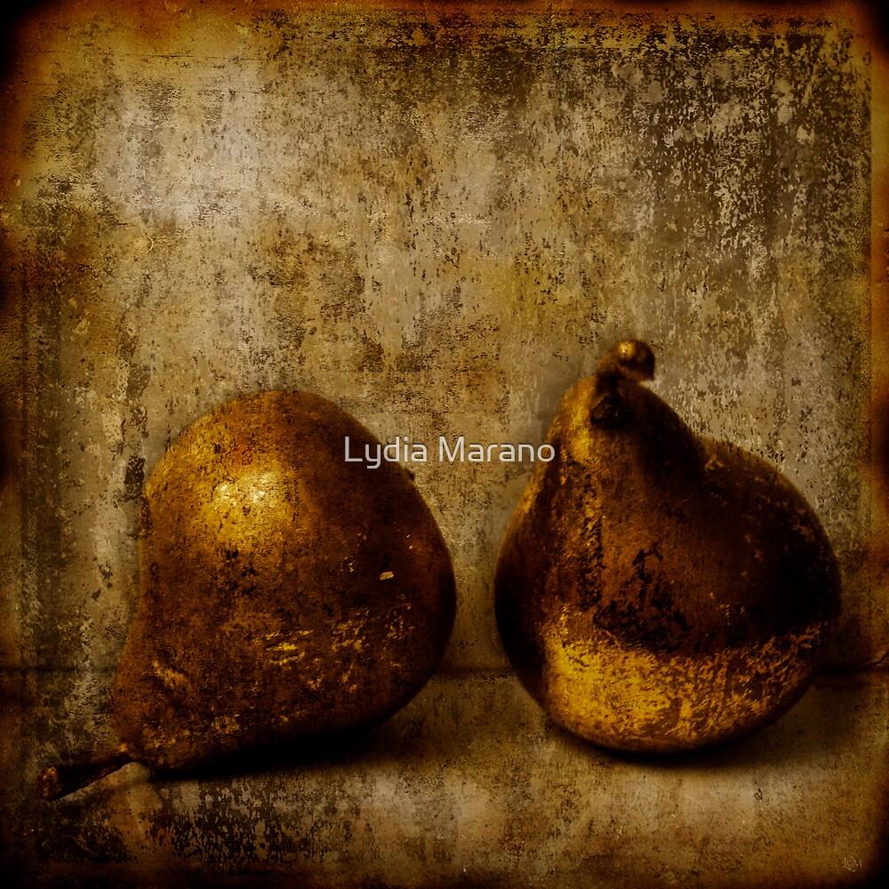 Pears by Lydia Marano