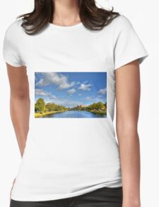 Inverness Castle, Scotland Womens Fitted T-Shirt