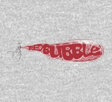 Redbubble Bubble Tee by Nick Ford