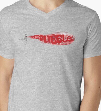 Redbubble Bubble Tee Mens V-Neck T-Shirt