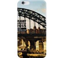 Gateshead Sage and Tyne Bridge iPhone Case/Skin