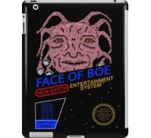 NINTENDO: NES Face Of Boe iPad Case/Skin