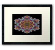 Fractal 19 Framed Print