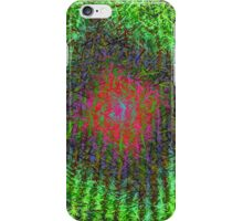 coloured hay iPhone Case/Skin