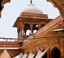 Jama Masjid Mosque by WorldImages