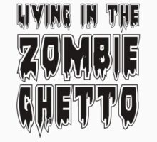 LIVING IN THE ZOMBIE GHETTO by Zombie Ghetto Kids Clothes