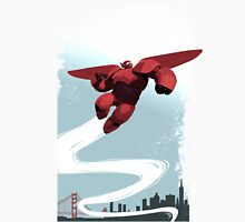 Baymax in the sky! Unisex T-Shirt