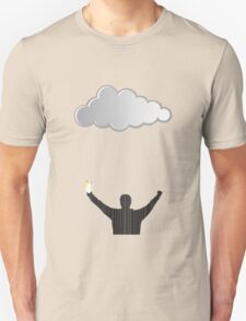 ...and getting caught in the rain... T-Shirt