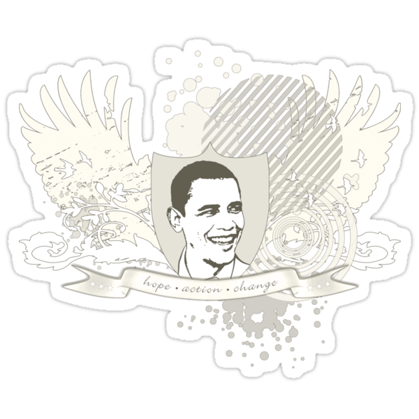 obama : hi-fi by asyrum