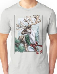 The Holiday Courier Unisex T-Shirt