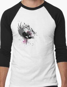 obama : hi-fi Men's Baseball ¾ T-Shirt