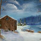 Eastern Ontario Winter by Blended