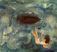 Slipping Under by Jen Hallbrown