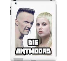 Die Antwoord - Ninja & Yolandi Visser iPad Case/Skin