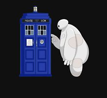 Baymax meet TARDIS Unisex T-Shirt
