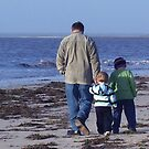 a walk with grandad by Rick Playle