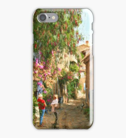 Grimaud France iPhone Case/Skin