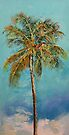 Palm Tree by Michael Creese