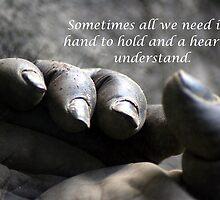 Hand and Heart by CardLady