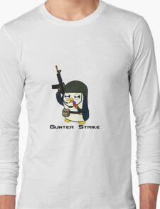 Gunter Strike  Long Sleeve T-Shirt