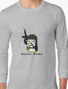 Gunter Strike  Long Sleeve T-Shirt