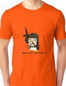 Gunter Strike  Unisex T-Shirt