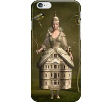 Kingdom of her own iPhone Case/Skin