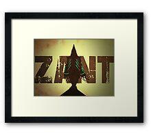 Legend of Zelda: Twilight Princess - Zant Framed Print