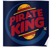 Pirate King (eventually) Poster