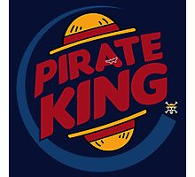 Pirate King (eventually) Photographic Print