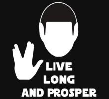 Live Long and Prosper (Leonard Nimoy) by Iva Ivanova