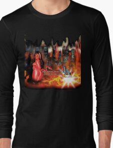 What happens anywhere else doesn't matter in L.A. Long Sleeve T-Shirt