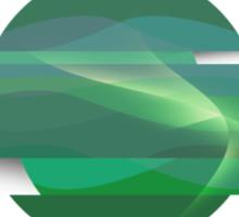 Circular  Sticker