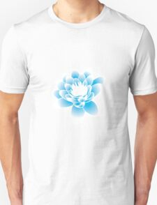 Blue lotus Unisex T-Shirt