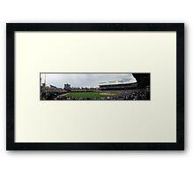 Wrigley Field Framed Print