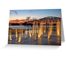 A Wonderful Night Greeting Card
