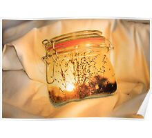 Jar Full of Sunshine Poster