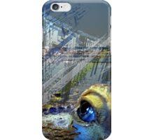 Eye can see the Sea! iPhone Case/Skin