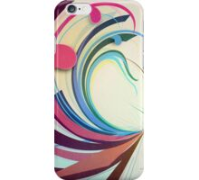 Blossom Abstract iPhone Case/Skin