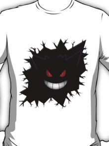 Creepy crack T-Shirt