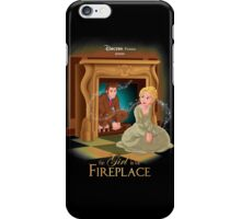 The Girl In The Fireplace iPhone Case/Skin