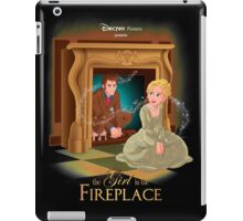 The Girl In The Fireplace iPad Case/Skin